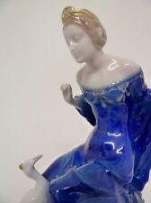 Rosenthal Figur, Zwei Prinzessinen, Ferdinand Liebermann, Modellnr. K 537