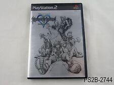 Kingdom Hearts Final Mix (1) Japanese Import Playstation 2 PS2 US Seller B/Good