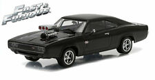 1970 DODGE CHARGER Fast Five ( 2011 ) Fast & Furious - 1/43 - GREENLIGHT