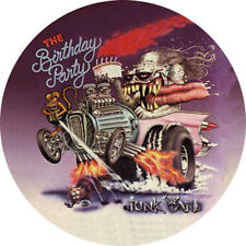 CHAPA/BADGE THE BIRTHDAY PARTY Junkyard . pin button nick cave rowland howard