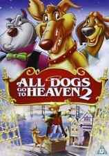 All Dogs Go to Heaven 2 - Charlie's New Adventure DVD NEW