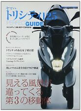 YAMAHA Tricity 125 Perfect Guide Book