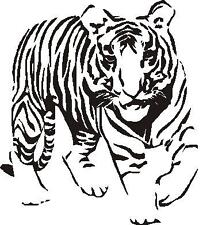 TIGER CAR DECAL STICKER