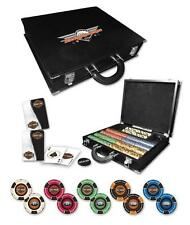 Harley Davidson Professional Leather Poker Set