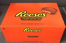 40x Hershey's Reeses Reese's 3 Peanut Butter Cups mit Erdnussbutter a' 51g