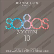 So80s (So Eighties) 10 - Blank & Jones (2016, CD NIEUW)3 DISC SET