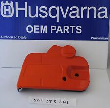 Husqvarna OEM 501388201 Clutch Cover 435 Complete assembled put on n go