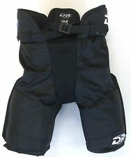 New DR HP5.2N ice hockey goalie goal pants youth junior size large black yth jr