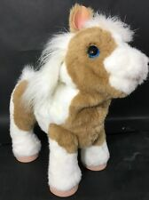 FurReal FRIENDS BABY BUTTERSCOTCH MY MAGICAL SHOW PONY INTERACTIVE PLUSH VIDEO