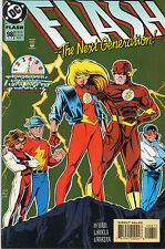 DC COMICS FLASH TERMINAL VELOCITY #98