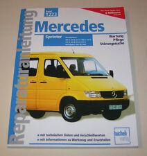 Reparaturanleitung Mercedes Sprinter 208D 210D 212D 308D 312D 408D - ab 1995!