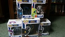 Funko- Pop Vinyl- Blizzard- World of Warcraft- Lot of 5- Deathwing, White Murloc
