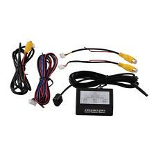 Intelligent Control Two Channel Car Camera Video Switch Connect Front Rear