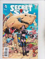 DC Comics! Secret Six! Issue 5!