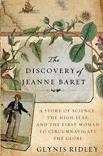BotanyThe Discovery of Jeanne Baret  lst Woman to Go Around Globe  Glynis Ridley