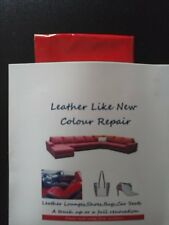 Leather Dye,leather Repair, Leather Color, DIY