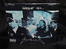 METALLICA GARAGE INC SEALED USA 1998 1ST PRESS 3 LP SET