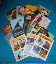 DAYCARE THRU PRIMARY TEACHERS:  NON-FICTION PICTURE BOOKS;  NATIONAL GEOGRAPHIC