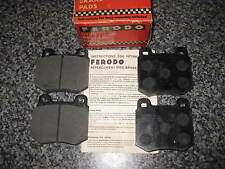 AUDI 100 & COUPE & 'S' & FORD CONSUL & GRANADA MK1 V6 (1970-76) - NEW BRAKE PADS