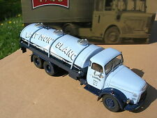 IXO 1/43 CAMION VOLVO N88 1967 CITERNE ALIMENTAIRE !!