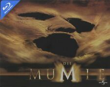 DIE MUMIE - The Mummy BLU-RAY QUERSTEELBOOK Limited Edition NEU