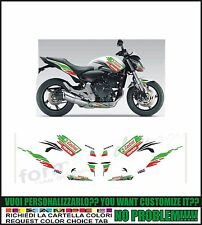 kit adesivi stickers compatibili hornet castrol team 2011