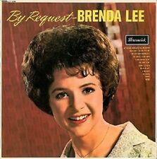 BRENDA LEE By Request Vinyl Record Album LP Brunswick LAT.8576 1964 EX 1st Press