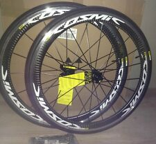 2017 - MAVIC COSMIC PRO CARBON 700x25  Wheelset Wheels !! NEW !!