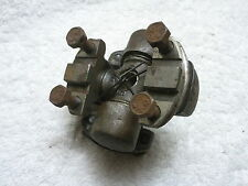 Alfa Romeo 106 SERIES 2600 STEERING U-JOINT WITH LOCK-BOLTS, NEW OLD STOCK