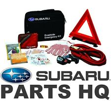 Genuine Subaru OEM Roadside Emergency Kit - SOA868V9510