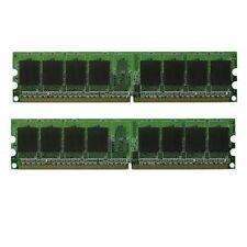 NEW 2GB 2X1GB DDR2 PC2-5300 667 MHz RAM Dell OptiPlex GX620 Ultra SFF