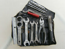 Honda Black Bomber CB450 CL450 Tool Kit Original Usable Excellent Condition &
