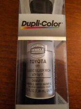 Toyota Lexus 1F7 CLASSIC SILVER MICA Dupli Color All in 1 Scratch Touchup Paint