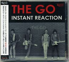 The Go-instant reaction CD JAPON press new york power pop peroxydes alter ego