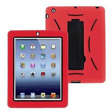 2in1 Armor Hybrid Case Hard Cover for Apple iPad 2 3 4 AIr Air2 Mini 2/3 Pro 9.7