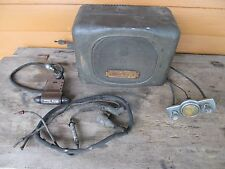 Original 1930's Motorola Eight Fifty 850 Radio COMPLETE Chevy Ford Dodge