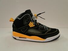 Brand NEW Nike Air Jordan Spizike 315371-030 NERO / GIALLO BASKET UK taglia 6