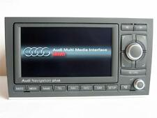 Audi A4 S4 RS4 RNS-E MK2! LED 2015 map DVD! navigation SDHC_MEDIA satnav RNSE-PU