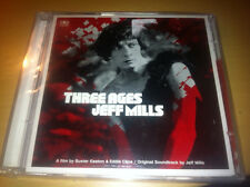 """Jeff Mills """"Three Ages"""" CD and DVD SEALED"""