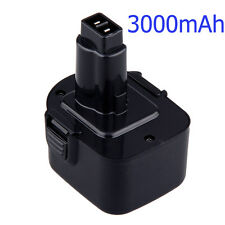 12V 3000mAh Battery For Dewalt DW9071 DC9072 DW9072 DW953 DW965 DW972 152250-27