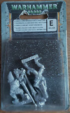 Classic metal Warhammer 40,000 40K Dark Eldar Warrior With Dark Lance BNIB