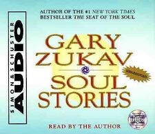 Soul Stories by Gary Zukav (2000, CD, Unabridged)