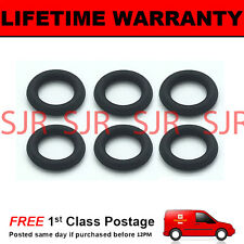 BOSCH SIEMENS DIESEL INJECTOR LEAK OFF ORING SEAL SET OF 6 VITON RUBBER UPGRADE