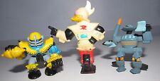 Micro Machines Z Bots Series 1 Stelthoid Zentor Kellogg Darkwing Gizmoduck