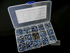 15value Variable Resistor Trim Pot Potentiometer Single Turn Box Kit 150pcs