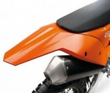 NEW KTM REAR FENDER ORANGE 125 250 300 450 530 EXC XCW F 2008-2010 7800801300004