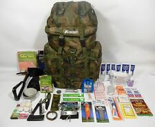 1 Person 3 Day Emergency Survival Kit Bug out Bag 72 Hour Food & Water Zombie