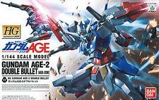 Bandai 1/144 Gundam HG AGE-17 AGE-2 DOUBLE BULLET 4543112753182 from Japan