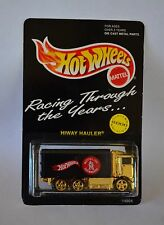 HOT WHEELS  HIWAY HAULER - LIMITED EDITION - 1 of 8,000 made for 1996 issue