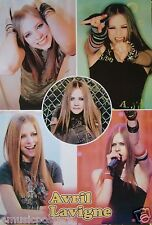 "AVRIL LAVIGNE ""5 SHOTS OF AVRIL"" ASIAN MUSIC POSTER -Cute, Sexy, Hot, Rock Girl!"
